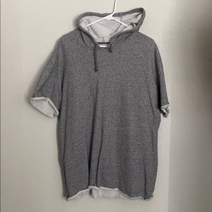 Cut off hoodie from pacsun